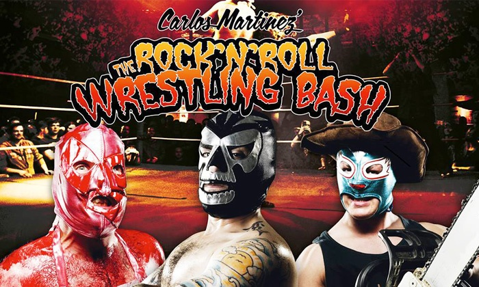 ROCK'N'ROLL WRESTLING BASH
